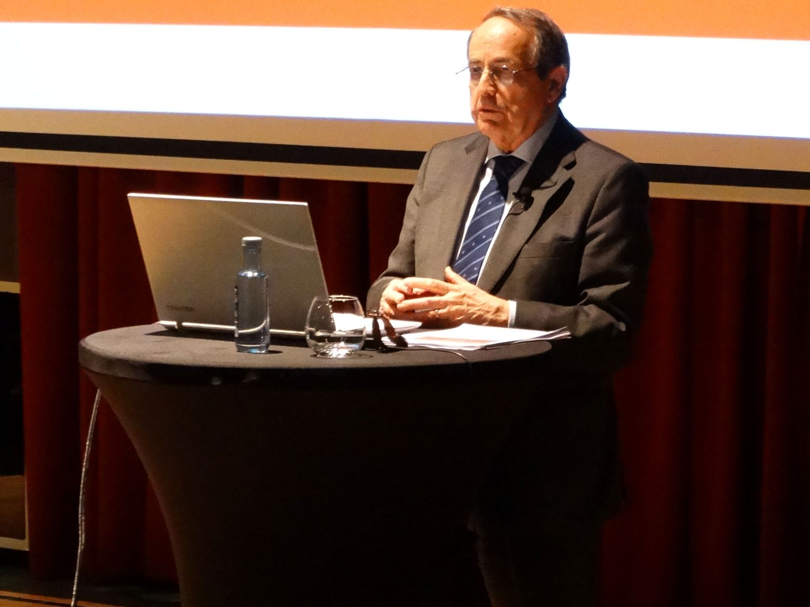 Conferencia Profesor Toribio
